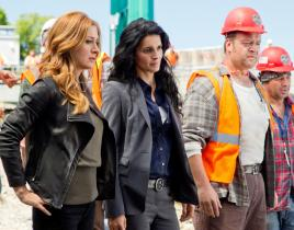 "Rizzoli & Isles Review: ""Gone Daddy Gone"""