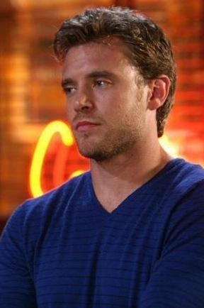 billy miller is seen here during a scene on the young and the restless