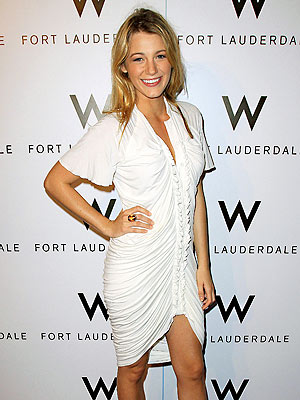 blake lively style dress. Blake Lively Style Statement