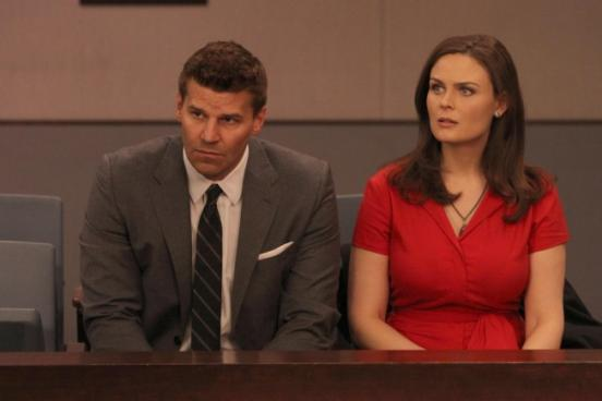 Booth and Brennan in Court