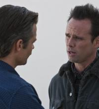 Boyd Crowder Talks to Raylan