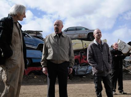Breaking Bad Season 5 Premiere Pic