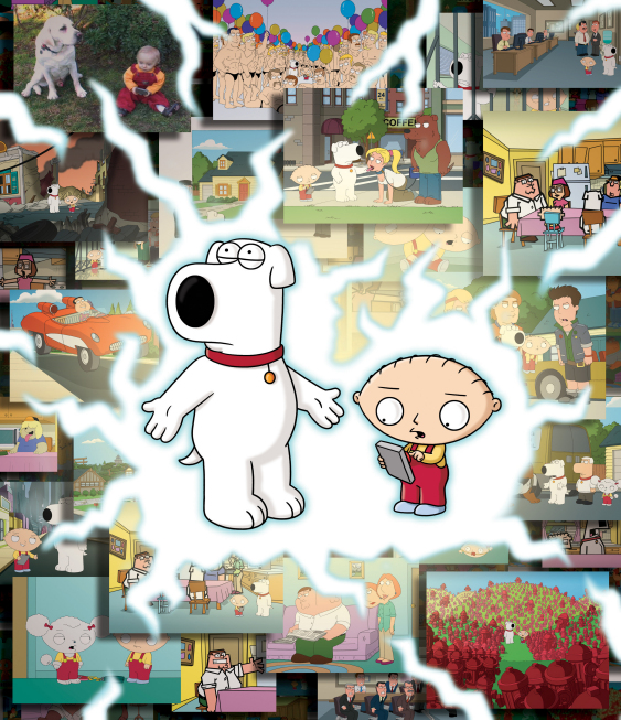 Brian and Stewie Multi-Verse - TV Fanatic