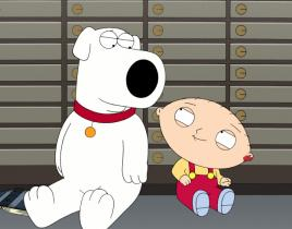 "Family Guy Review: ""Brian and Stewie"""