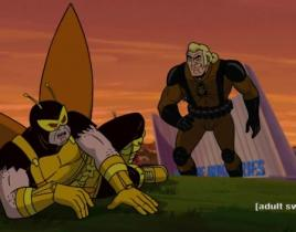 "Venture Brothers Review: ""Pinstripes & Poltergeists"""