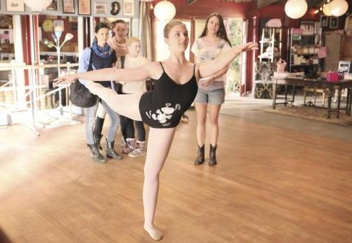 Bunheads Review: From Vegas to Paradise - TV Fanatic