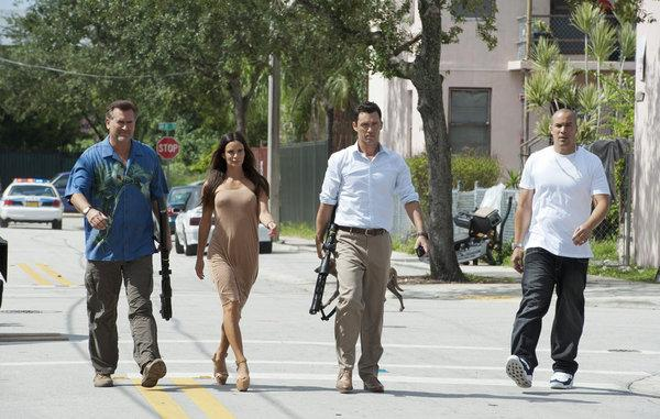 Burn Notice Team