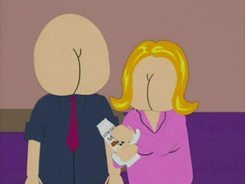 South Park Butt Faces 46