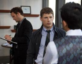 Matt Lauria Books Role on Burn Notice