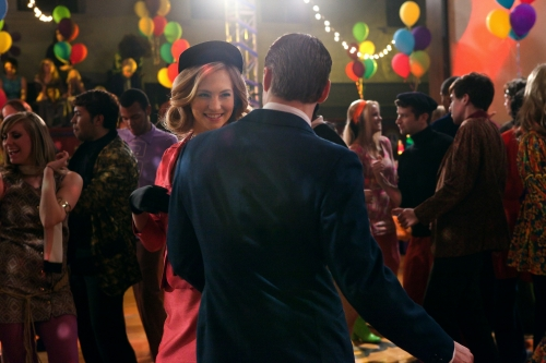 Caroline Forbes at the Dance