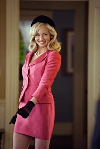 Caroline in Pink