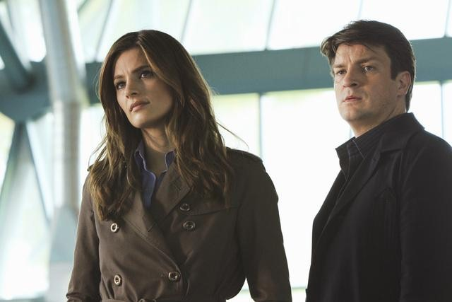 Castle and Beckett Image - TV Fanatic