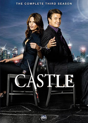 Castle: The Complete Third Season DVD Review