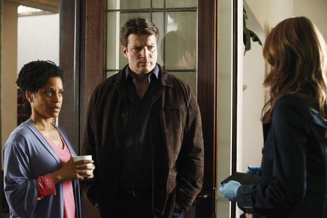 Castle Season Finale Photo