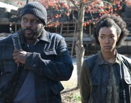 The Walking Dead Promotes Trio of Stars for Season 4