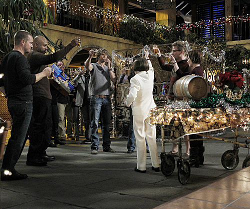 photo from the December 13, 2011 episode of NCIS: Los Angeles.