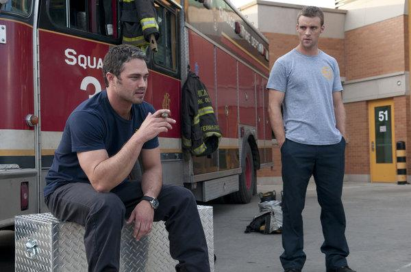 Chicago Fire Premiere Pic