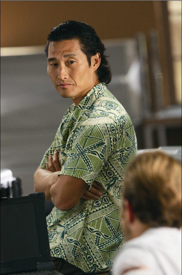 Daniel Dae Kim as Chin Ho