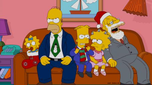 Christmas in Springfield