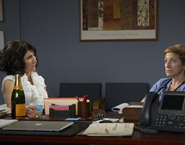 "Nurse Jackie Review: ""Have You Met Miss Jones?"""