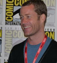 Colin Ferguson - Press Room Comic-Con 2011