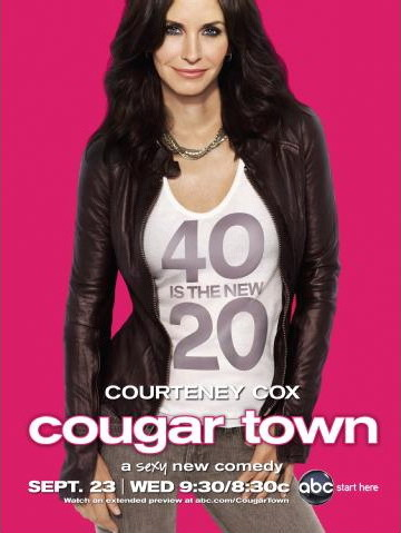 Cougar Town S02E03 Makin' Some Noise