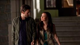 Courtney Ford on The Vampire Diaries