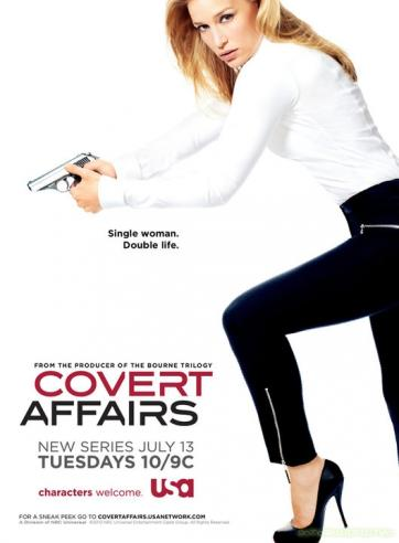 Covert Affairs 0