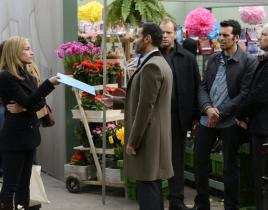 Covert Affairs Finale Review: Annie Gets the Guy