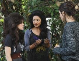 "Pretty Little Liars Episode Stills: ""Keep Your Friends Close"""
