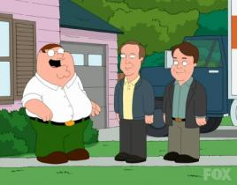 "Family Guy Quotes: ""Spies Reminiscent of Us"""