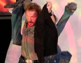 Reality TV Tussle: Danny Bonaduce Attacks Johnny Fairplay