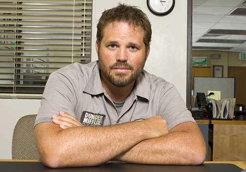 David Denman as Roy