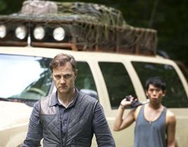 Walking Dead Season 3 First Look: Greetings, Governor!