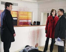 Castle Creator Teases Future Episode, Romances