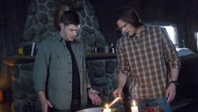 Dean and Sam Season Finale Photo
