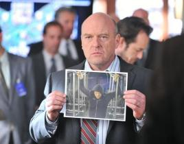 Dean Norris Cast on Under the Dome