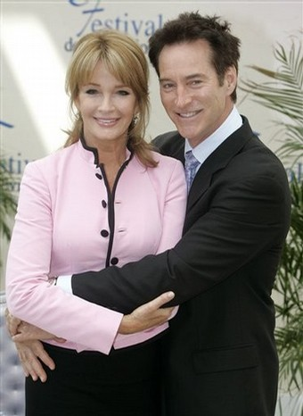 Deidre Hall and Drake Hogestyn - TV Fanatic