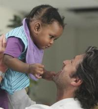 Derek and Zola Pic