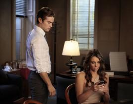 Gossip Girl 'Beauty and the Feast' Clip - Nate and Diana