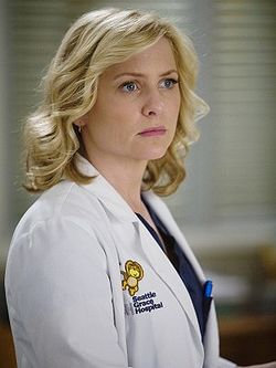 Grey s anatomy blonde — 1