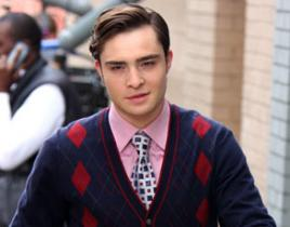 Ed Westwick Signs Deal with K-Swiss