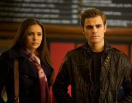 The Vampire Diaries: Pilot Pics Reveal Key Scenes