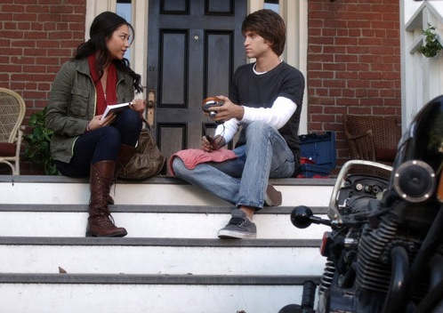 Emily and Toby