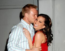 Melissa Rycroft and Tye Strickland: Engaged!