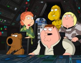 Family Guy Season Finale Review: It's a Trap!