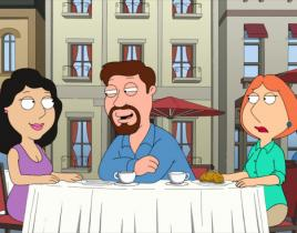 "Family Guy Review: ""Foreign Affairs"""
