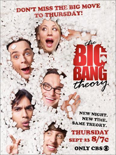 Post Oficial : The Big Bang Theory -- 16 de Mayo ULTIMO CAPÍTULO Fourth-season-poster_385x513