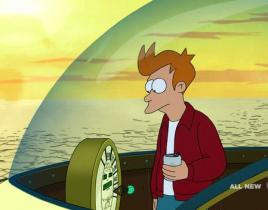 Futurama: Renewed for Two Seasons!