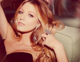 Blake Lively Named the New Face of Chanel